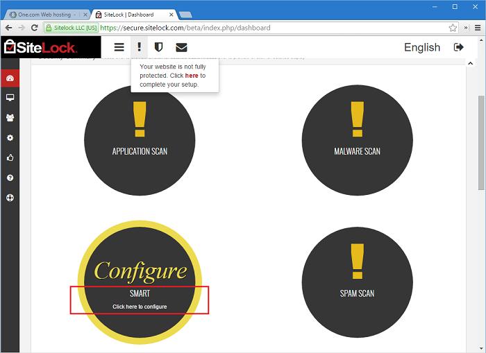 Configure SMART