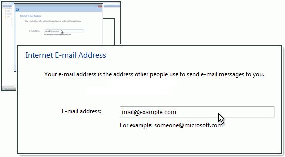 Setting up Windows Mail – Support | One com
